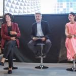 on. Ilaria Borletti Buitoni, Luca Sofri e Marcella Logli