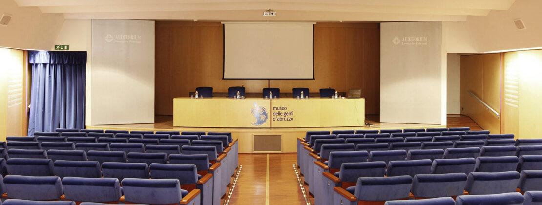 Auditorium Petruzzi