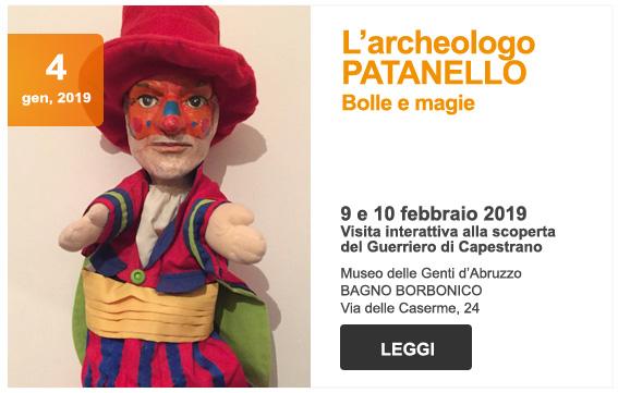 archeologo Patanello