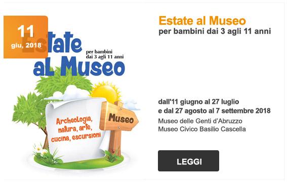 Estate al Museo