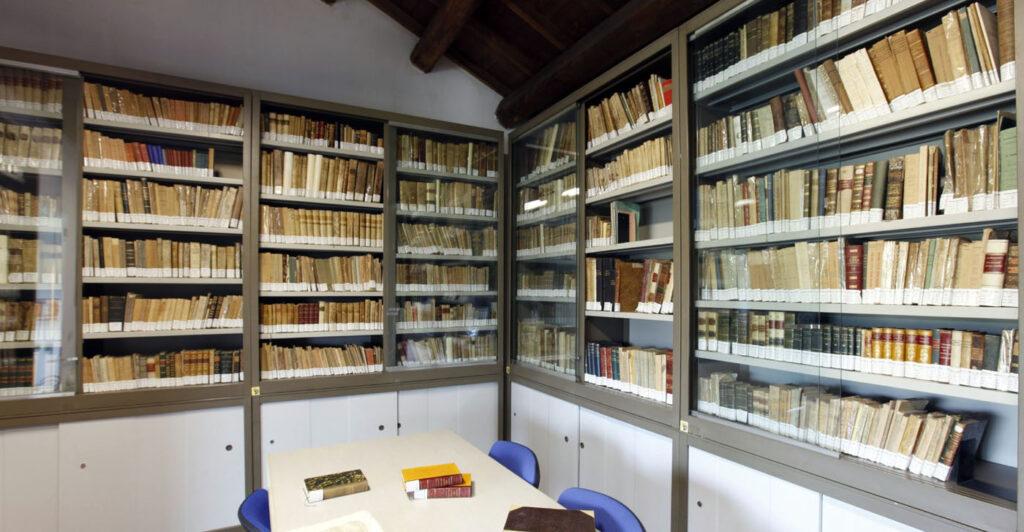 Biblioteca Museo delle Genti