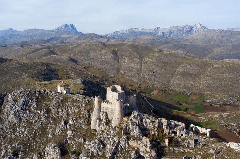 I castelli - Rocca Calascio