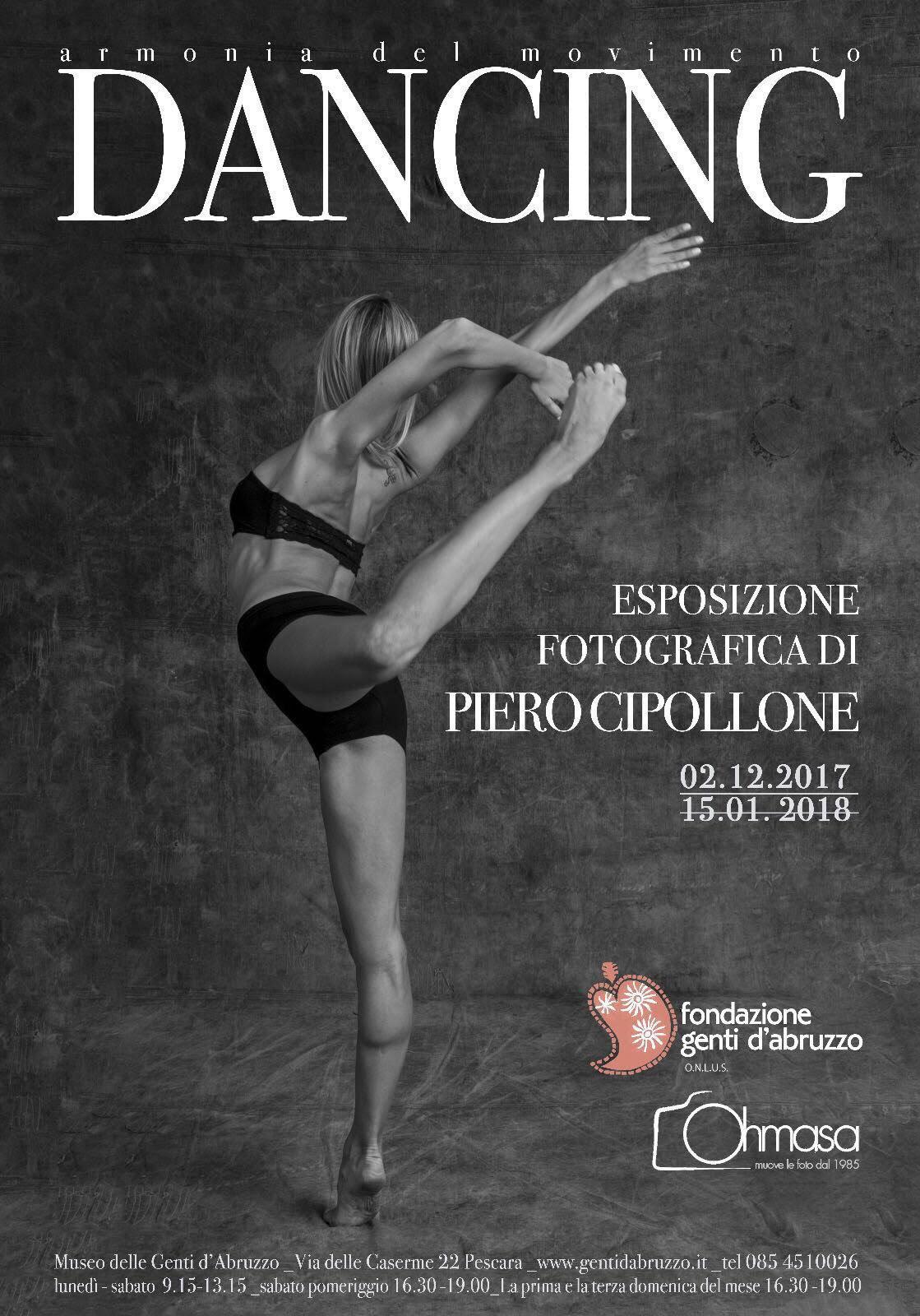 Dancing - locandina
