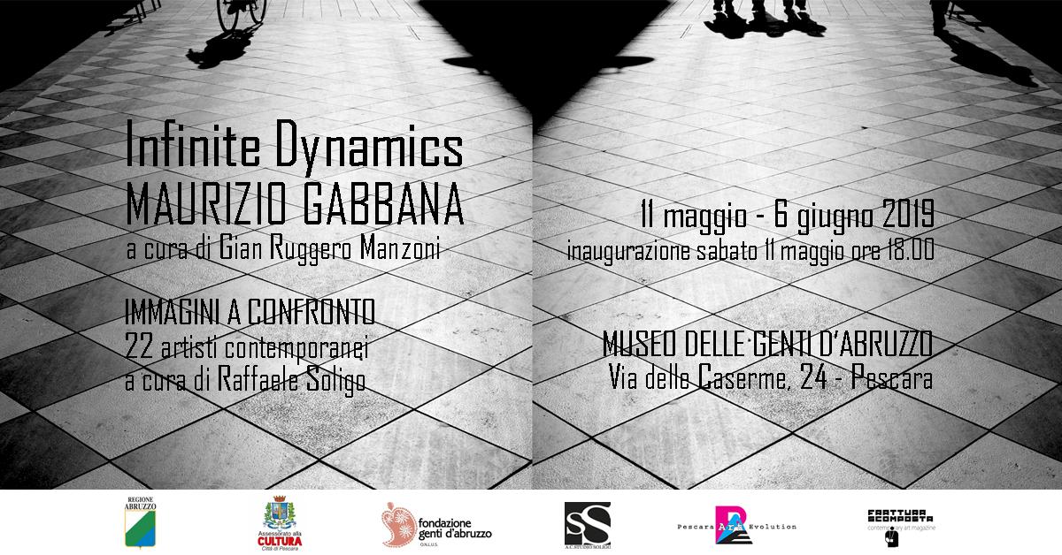 Infinite Dynamics Maurizio Gabbana