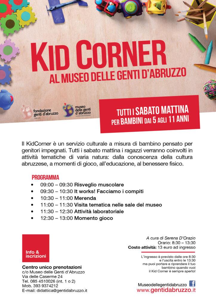 Kid Corner